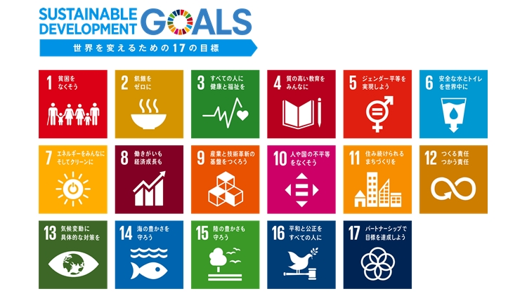 世界を変えるための17のゴール